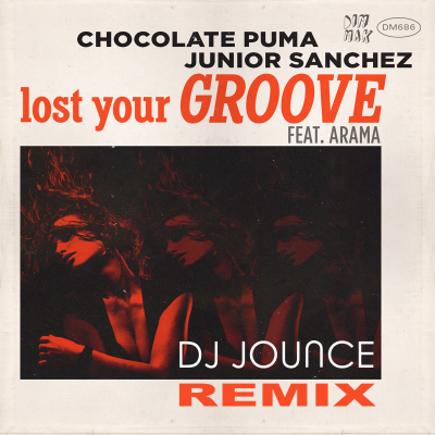 Chocolate Puma & Junior Sanchez feat Arama - Lost Your Groove (DJ Jounce remix) (1)
