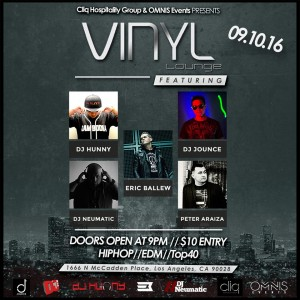 20160910 Vinyl Hollywood